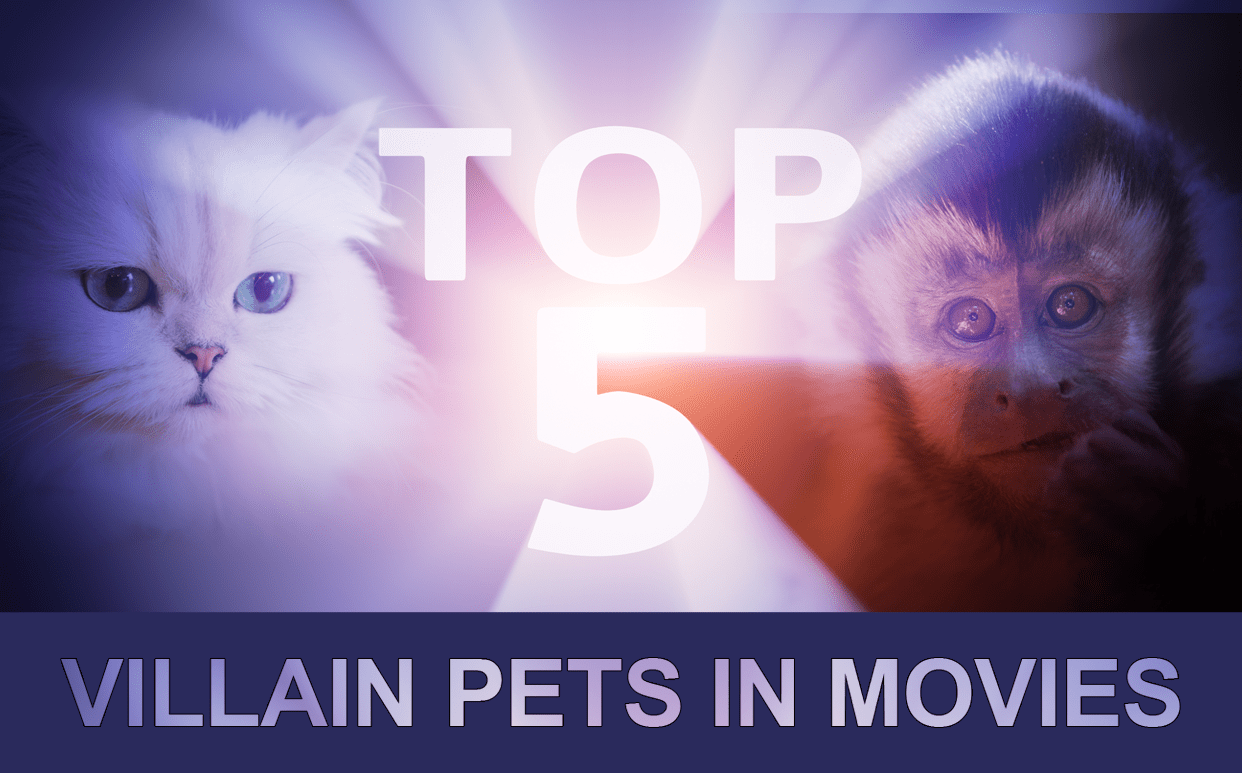 Link to article: Top Five Villain Pets In Movies