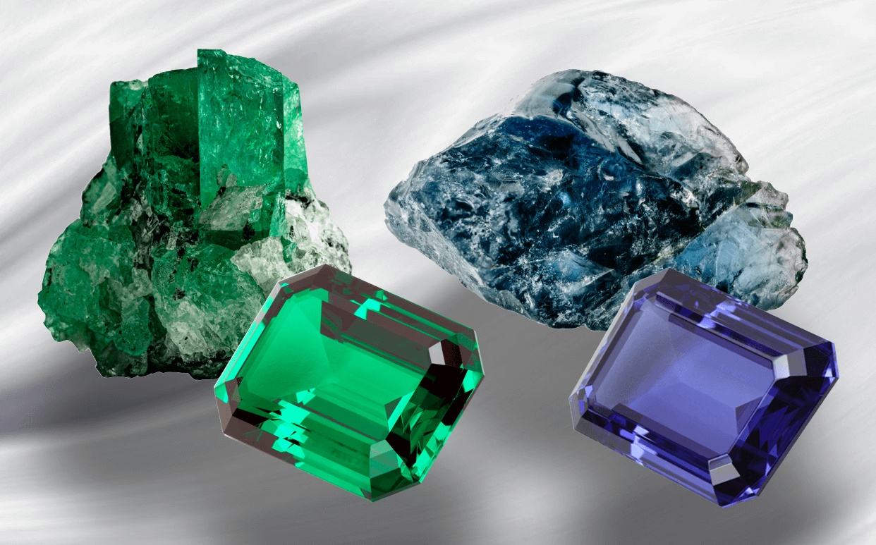 Link to article: May's Marvelous Birthstones