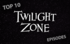 Link to article: Top Ten Twilight Zone Episodes