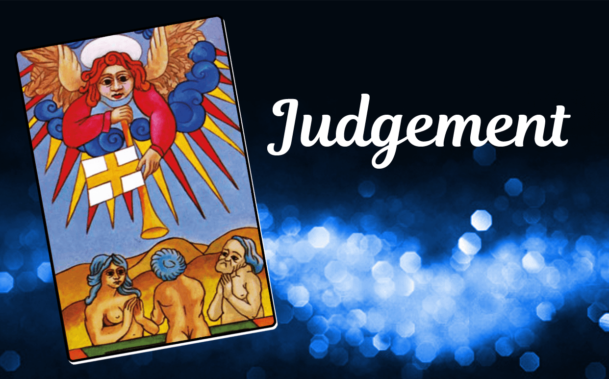 Judgment: A Card of Reckoning