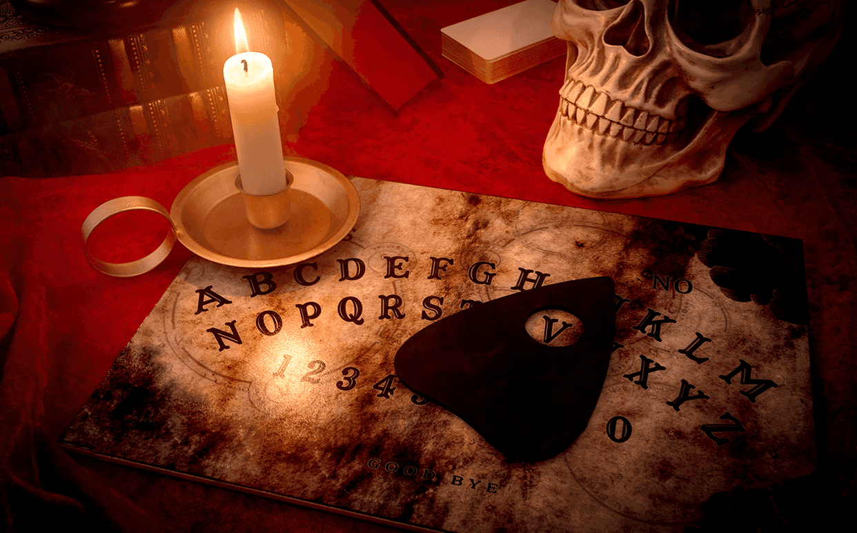 Link to article: Ouija Board Basics