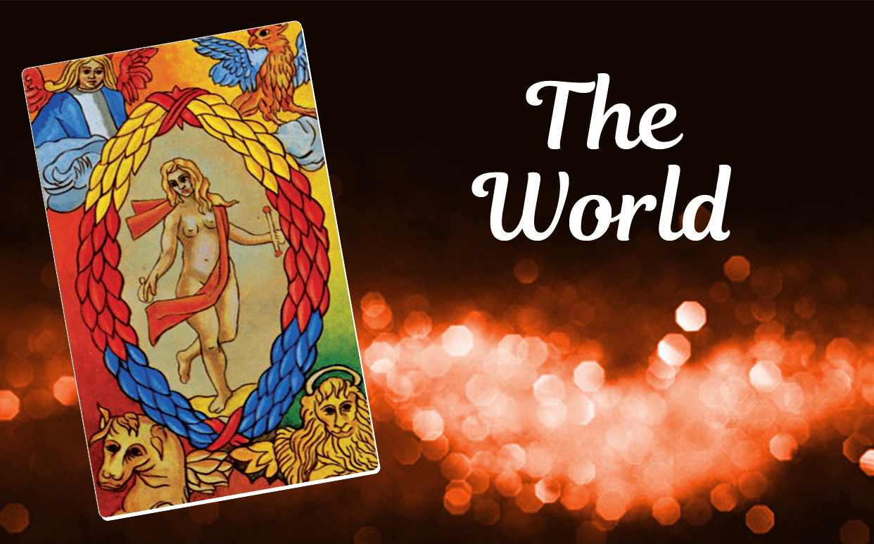 Card of Completion: The World