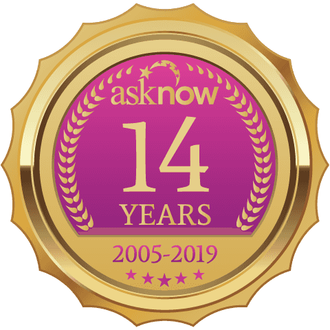 AskNow - 14 Years - 2005-2019