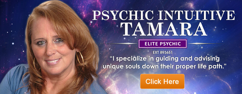 Psychic Intuitive Tamara - More About Me