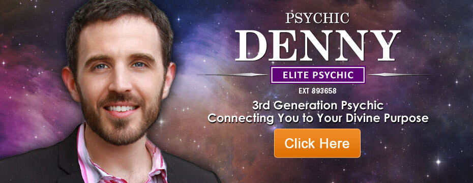 Psychic Denny - More About Me - Click Here