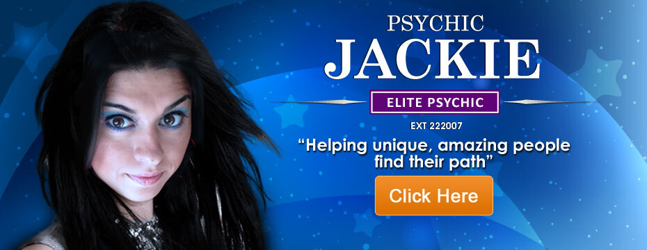 Psychic Jackie - More About Me