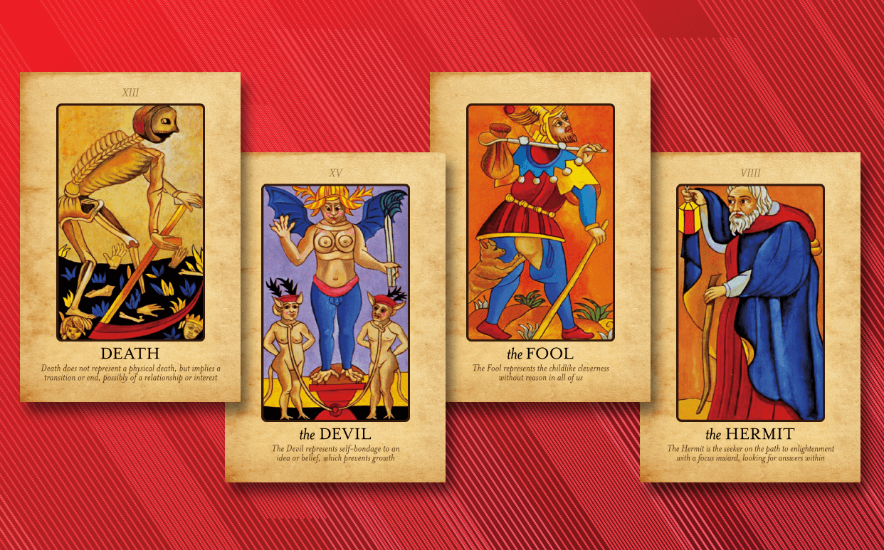 Most Misunderstood Tarot Cards